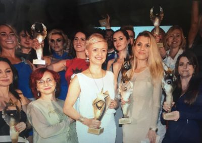 Laureatka Plebiscytu Polish Woman Aword magazynu BusinessWoman&Life