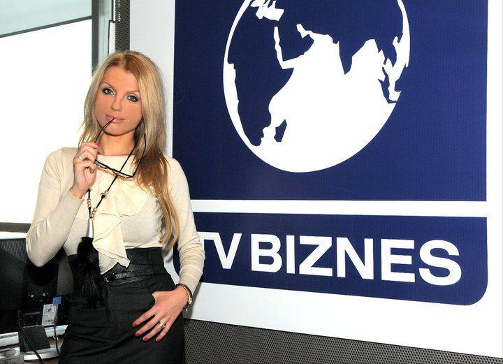Nagranie do TV Biznes (Polsat)