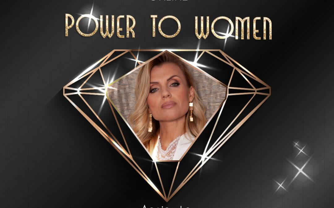 Power to women 15-16 czerwca 2021